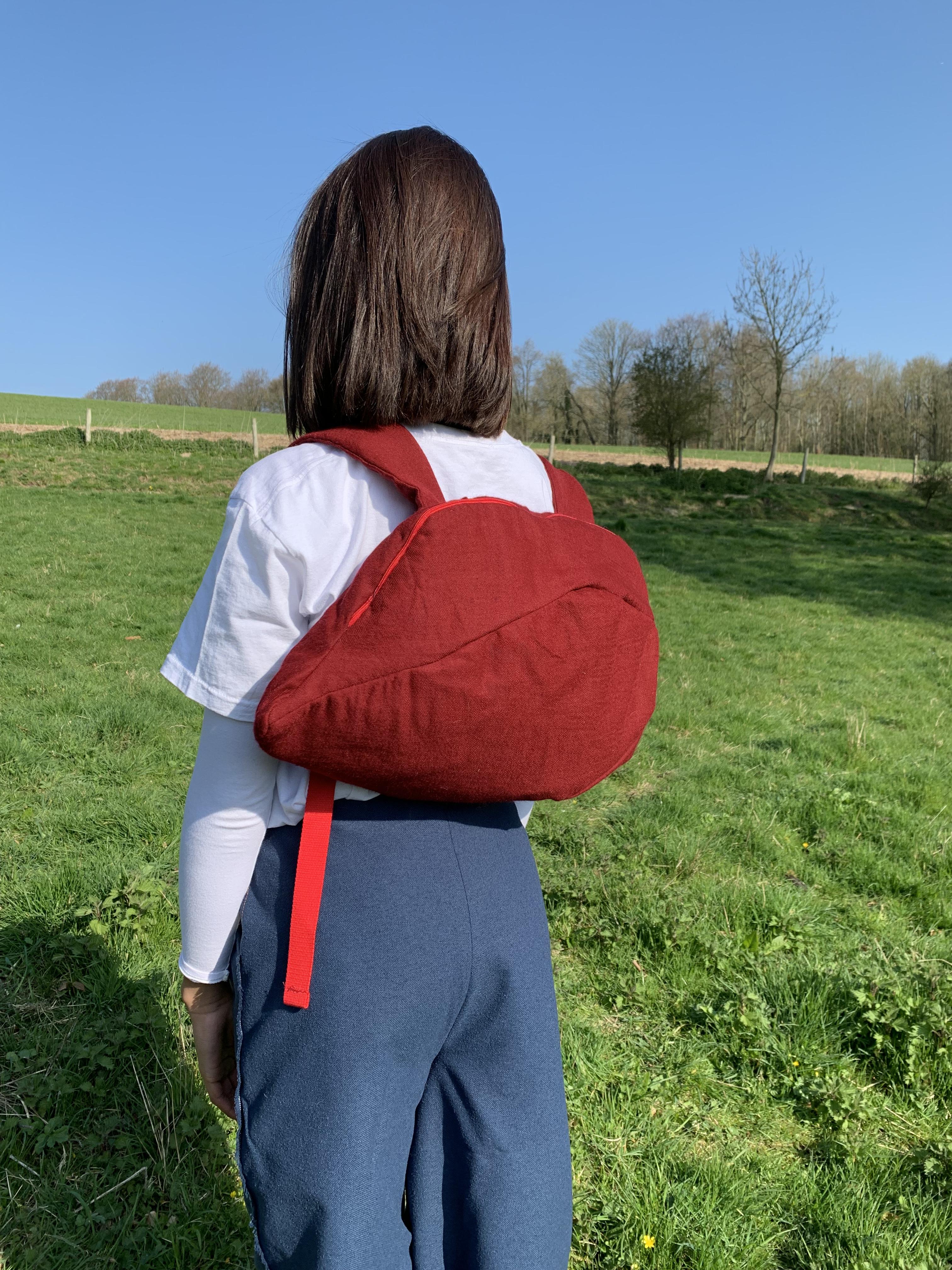 SHOP Don't Get Lippy Backpack